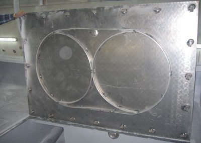 Aluminum Hatch 2 Made To Order