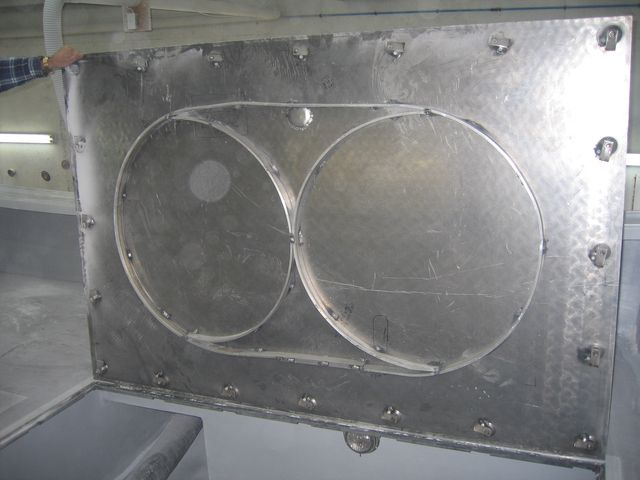 Aluminum Hatch Made To Order